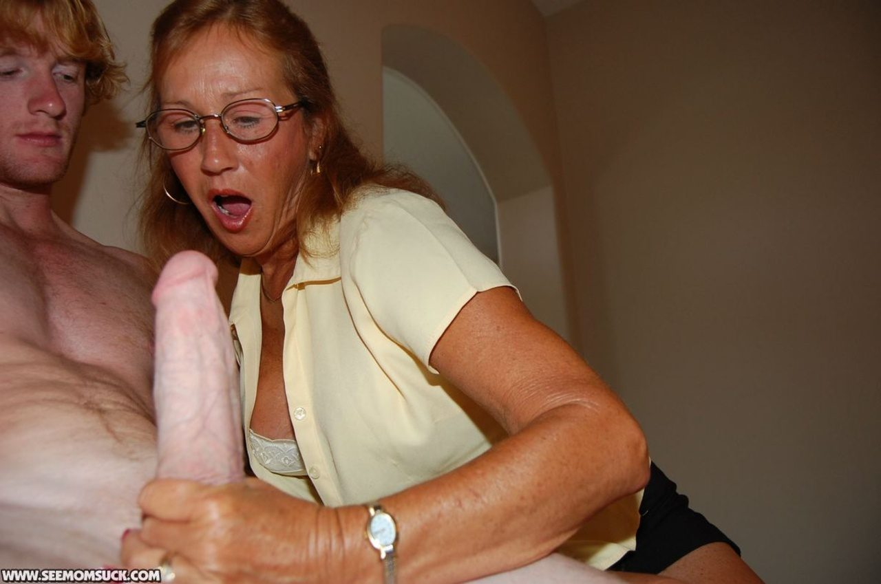 milf wants young cock