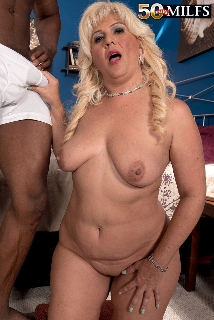 Have thought Mature chubby blonde nude